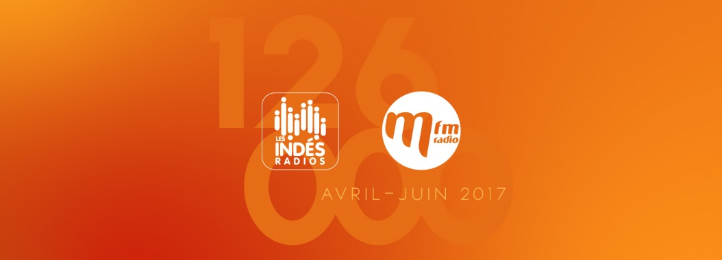 Audiences Radio 126000 Les Indés Radios MFM Radio