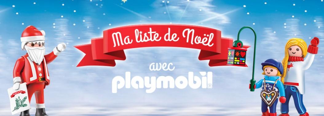 Playmobil crée l'événement sur les espaces digitaux de TFou avec Ma liste de Noël
