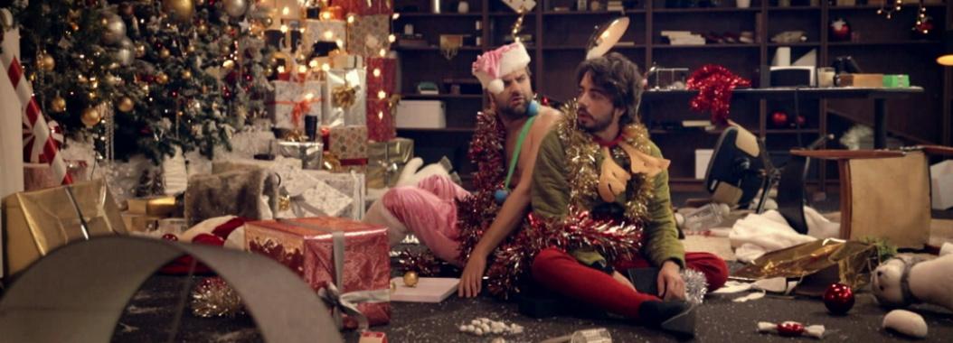 Éric et Quentin, lutins inattendus du Big Noël Orange !