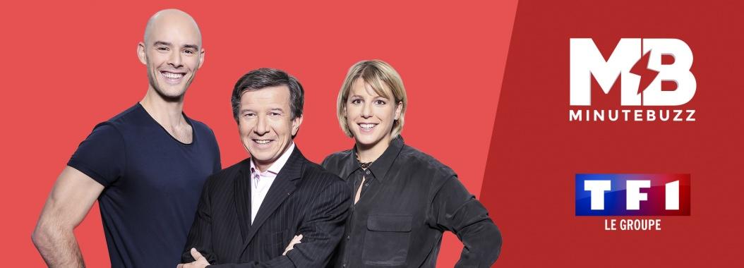 MinuteBuzz et TF1 : le social media rejoint le média social
