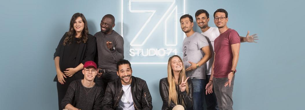 Studio71 France : c'est parti !
