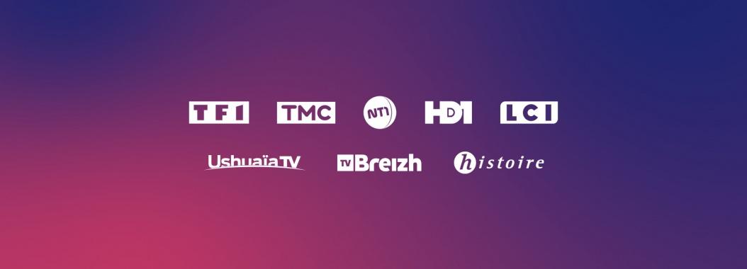 Forte progression de la notoriété des chaines du Groupe TF1