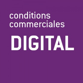 Conditions commerciales Digital