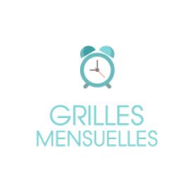Grilles mensuelles