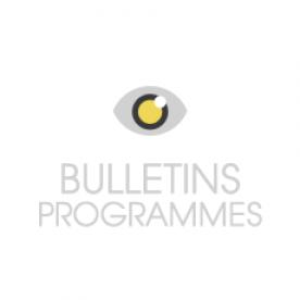 Bulletins programmes