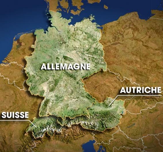 Germany Austria Switzerland