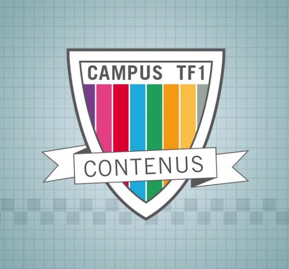 Logo Campus TF1 Contenus 2012