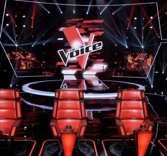 The Voice plateau Saison 6