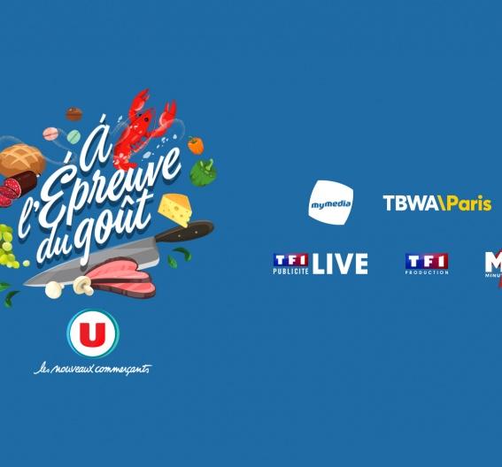Les Magasins U mettent en vedette leurs collaborateurs dans un web talent show inédit avec TF1