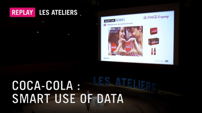 Les Ateliers 5/9 Coca-Cola : smart use of data