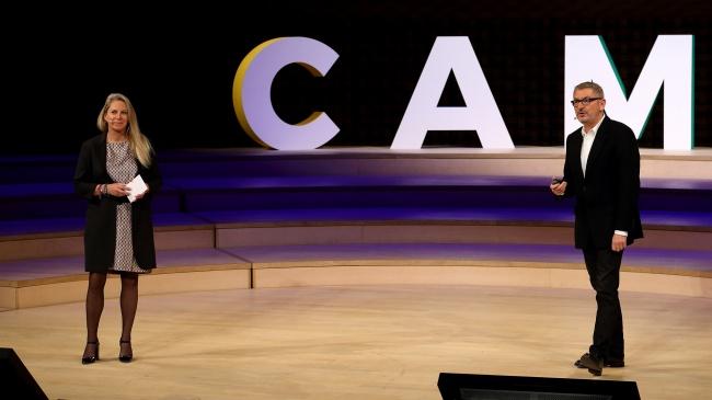 Campus TF1 Émotions 2017 - Anne-Marie Gaultier et Olivier Goulet : Présentation de l'étude (6/8)