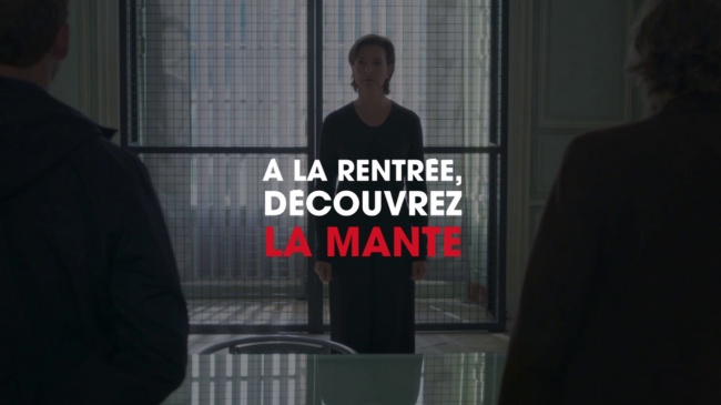 Brushing Minute - La Mante