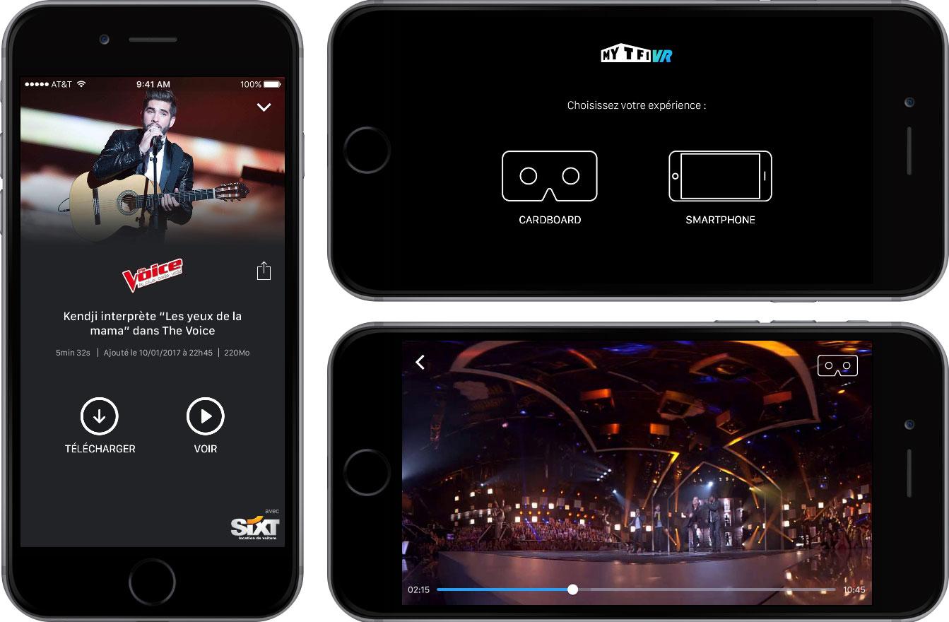 The Voice VR : une offre inédite, innovante et événementielle de TF1 Publicité