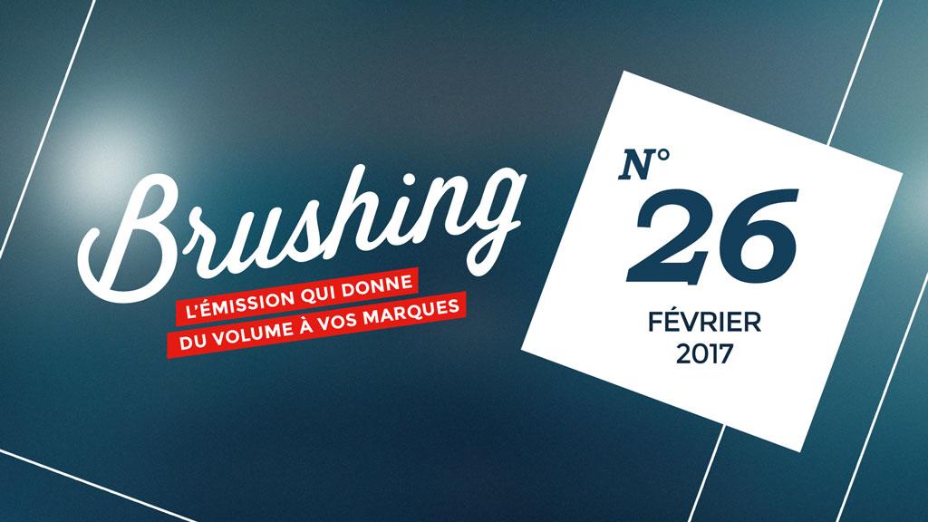 Brushing n°26 (février 2017)