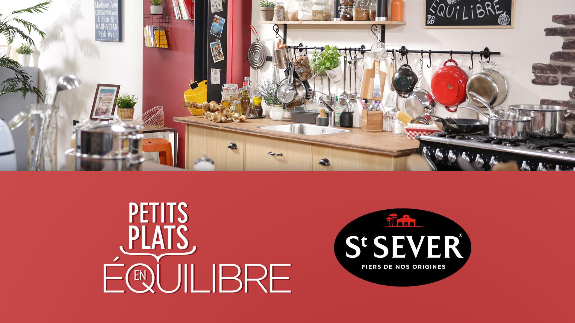 St sever d voile un partenariat in dit avec petits plats en quilibre - Petits plats en equilibre tf1 ...
