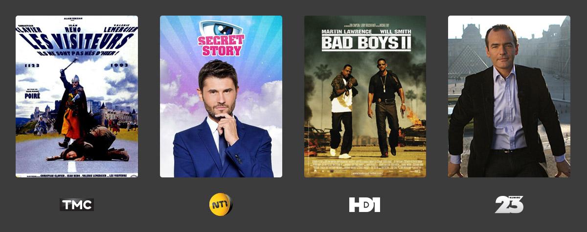 Programmes TNT du jeudi 17 novembre 2016