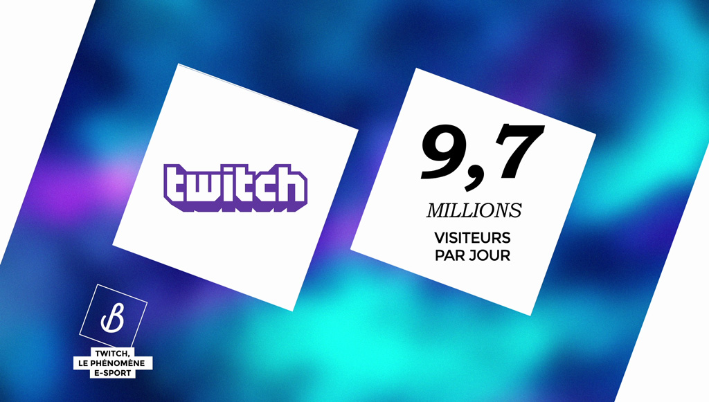 Twitch, le phénomène e-sport